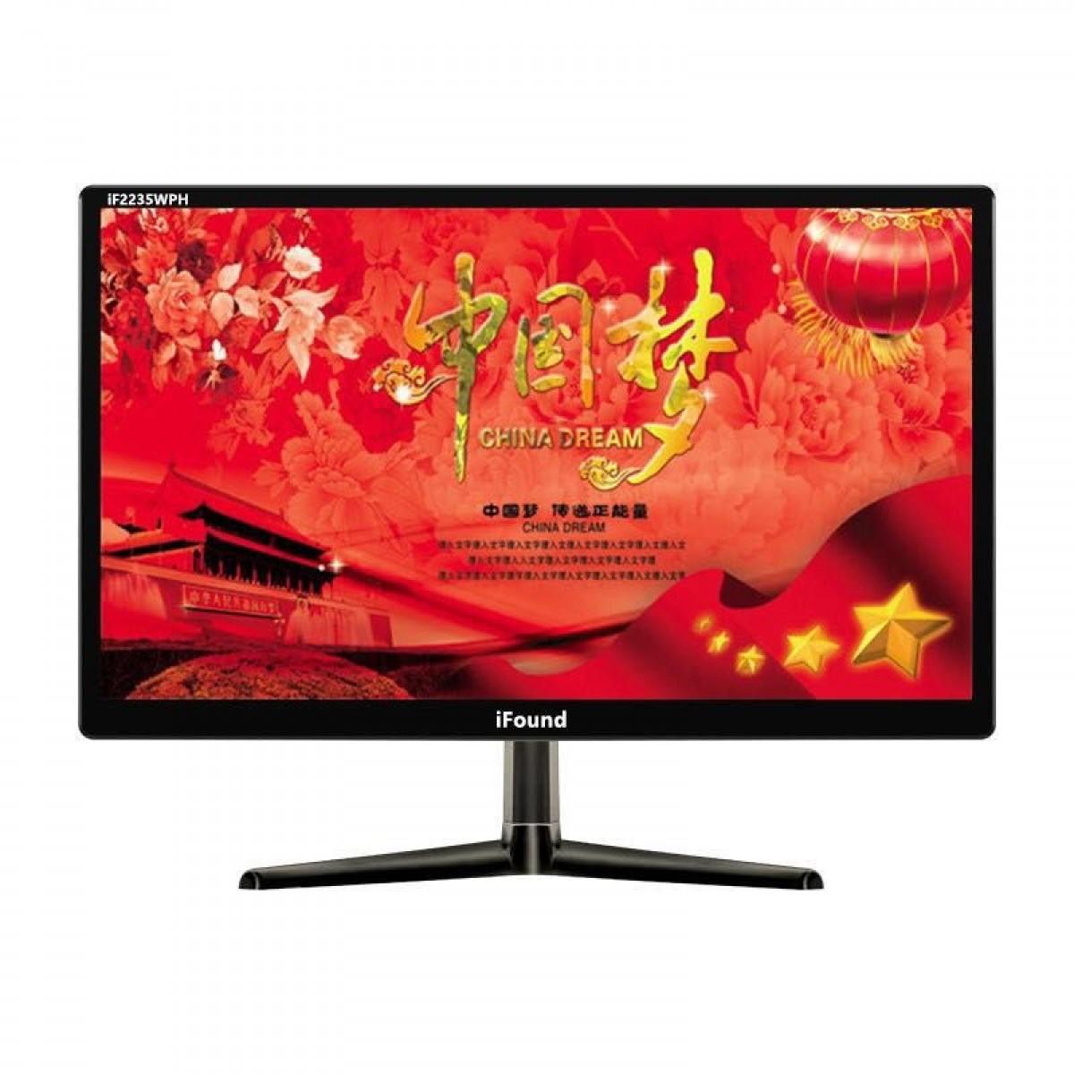 iFound iF2235WPH  21英寸 LED屏 液晶显示器