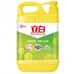 立白 柠檬洗洁精 1.5kg