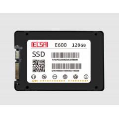 艾尔莎 E600 128G 2.5寸固态盘 原厂TLC 高品质芯片制造